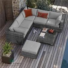 White Rattan Sofa Best 25 Rattan Garden Furniture Ideas On Pinterest Garden