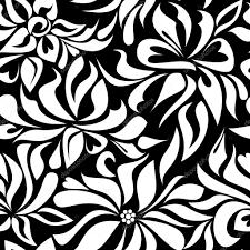 imagenes blancas en fondo negro patrón transparente con flores blancas sobre fondo negro fotos de