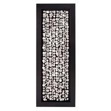 chrome coins rectangle wall art howard elliott