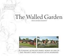 Walled Garden Login by The Walled Garden Belfast Propertypal