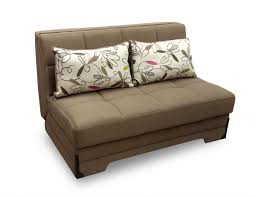 Loveseat Size Sleeper Sofa Contemporary Style Living Room With Twist Optimum Brown Loveseat