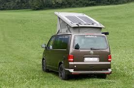 volkswagen california t6 solar panel module anlage vw california t5 t6 solaranlage auf