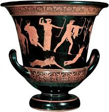 Greek Vase Painting Techniques Greek Art Black Figure