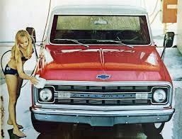 Vintage Ford Truck Ads - 1970 chevrolet pickup truck coconv flickr
