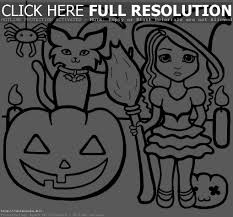 online halloween coloring pages u2013 fun for christmas
