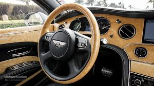 bentley steering wheels bentley mulsanne review page 3 autoevolution