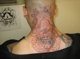 neck tattoos designs and ideas for men tattoosera