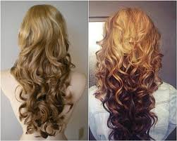 hair color dark on top light on bottom dark blonde blonde hair color ideas dark underneath light blonde