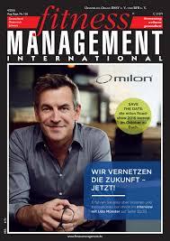 Fielmann Bad Kreuznach Fitness Management International 02 17 By Fitness Management