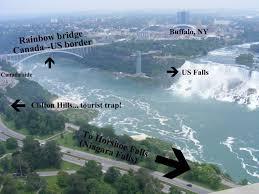 Niagara Falls Canada Map by Niagarafalls Freezes Winter Wonderland Ontario Canada Feb 2015