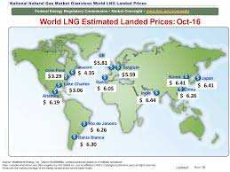 Average Gas Price by Opec Cut Could See Lng Prices Rise Oilprice Com