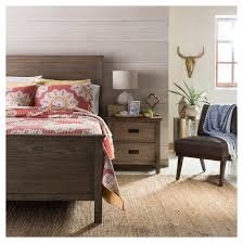 Bed And Nightstand Gilford 2 Drawer Night Stand Threshold Target