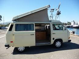 volkswagen vanagon camper vw vanagon camper for sale in los angeles