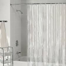 bathroom design interesting extra long shower curtain liner by