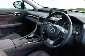 toyota lexus 2017 interior lexus rx 450h launched in india availalble in luxury and f sport