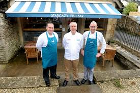 Fishbar Stargazy Fish Bar In Tetbury Recognised As One Of The Uk U0027s Top