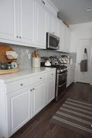 kitchen farmhouse touches mrs rollman blog