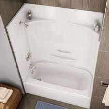 Maax Bathtubs Canada Home Hardware Essence 4 Piece White Fibreglass Left Hand Tub And