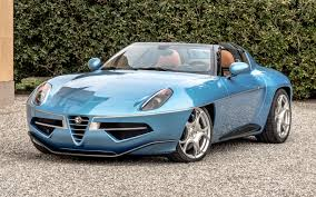 alfa romeo disco volante spyder 2016 wallpapers and hd images