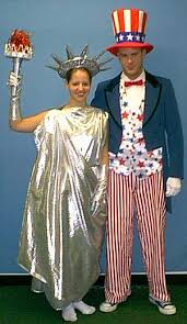 Statue Liberty Halloween Costume Costumes Dusty