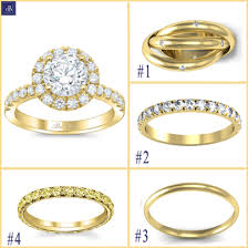 types of wedding ring debebians jewelry types of yellow gold wedding rings