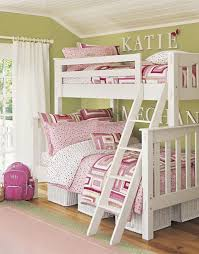 Pottery Barn Kids Names Bunk Beds For Girls Roombunk Bed Ideas For Girls Room For Two