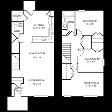 Three Bedroom Townhouse Penn Manor Apartments Rentals Pittsburgh Pa Apartments Com