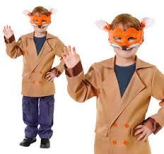 Fantastic Fox Halloween Costume Buy Bookweek Themed Fancy Dress Costumes Fancydress365