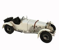 mercedes ssk fulgurex 1929 mercedes ssk 1 12 scale model nyshowplace