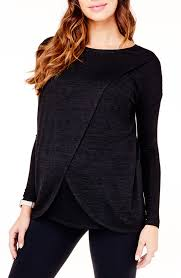 Halloween Maternity Shirts Long Sleeve by Women U0027s Maternity Tops U0026 Tees Nordstrom