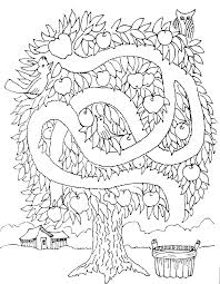 apple tree maze she gets pie with a