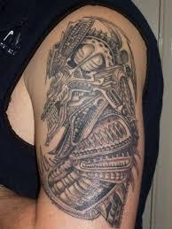 jdm tattoos 64 great alien tattoos on shoulder