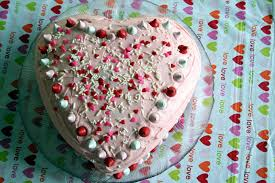 How To Decorate Heart Shaped Cake Ideas For A Valentine U0027s Day Filled With Fun For Your Kids The