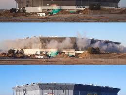 demolition exec says wiring is to blame in failed silverdome implosion