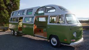 pink volkswagen van inside top ten vw campervan limos vw camper hire blog