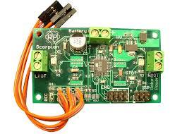 robot power scorpion xl speed controller scorp xl