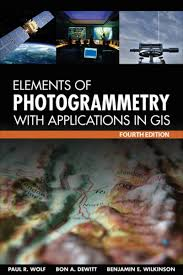 elements of photogrammetry with application in gis fourth edition