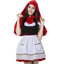 Red Riding Hood Halloween Costumes Halloween Costumes Red Riding Hood Clothes Cosplay