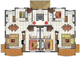 Floor Plan Of An Apartment 2 Bedroom Apartment First Floor Luxury Apartments In Majorca