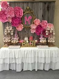 girl themed baby shower baby shower girl ideas decorations best 25 girl ba showers ideas