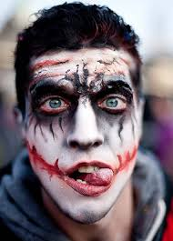 Male Halloween Makeup Ideas by