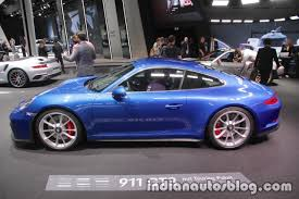 porsche gtr 2017 porsche 911 gt3 touring package at iaa 2017 indian autos blog