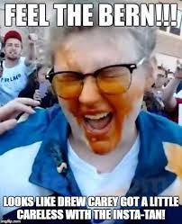 Pepper Spray Meme - insta tan imgflip