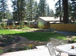 v23 fantastic tahoe cabin near the lake w fenced backyard hottub