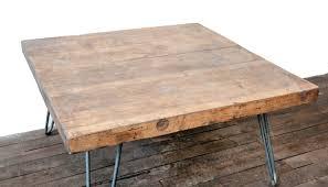 coffee tables wonderful coffee table hairpin legs live edge