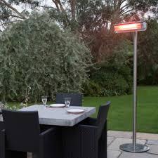 parasol patio heater heatmaster ultra 1500w free standing patio heater garden street