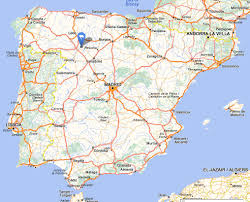 Santander Spain Map by Lace Event Spain Xv Muestra De Encajeras De Bolillos Valderas