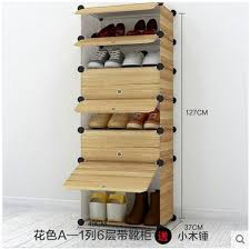 boot hangers ikea 6layers diy shoe storage rack easy diy modular shoe storage cabinet