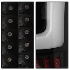 nissan titan long tube headers 15 nissan titan led light tube style tail lights black