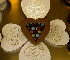 wedding chocolates fortnum royal wedding chocolate collection made by marc